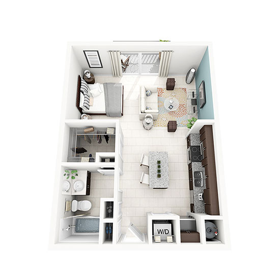 Delightful CHIC NEW STUDIO, 1, 2 U0026 3 BEDROOM APARTMENTS